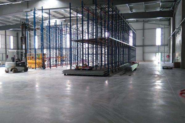 BIG intervient chez Cofruid'Oc dans l'extension de son site de production