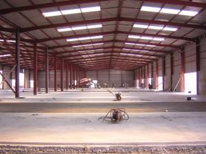 Activité hangar dépôt 2