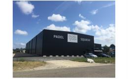L'innovation démarre au sol pour le club PadelTouch au bassin d'Arcachon.